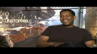 UNSTOPPABLE Interviews with Denzel Washington, Chris Pine and Rosario Dawson