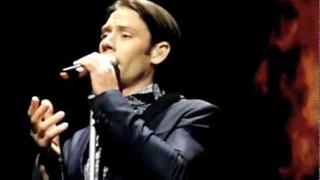 Urs Buhler, Il Divo - Only Urs singing in Barcelona.