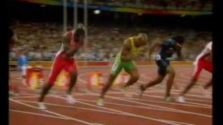 Usain Bolt,Powell,Greene,Christie,Lewis-Michael Johnson:The Science of Sprinting