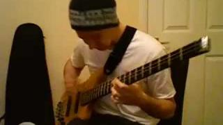 Variations of Chequerboard Melodies, Solo Bass, Zander Zon