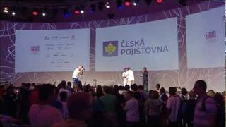 Vavřinec Hradilek v Českém domě