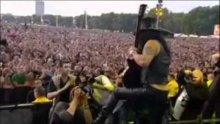 Velvet Revolver - Fall To Pieces - HD (720p) Live 8 - London 2005