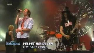 Velvet Revolver - The Last Fight - HD (1080p) Live in Cologne Palladium Germany 2008