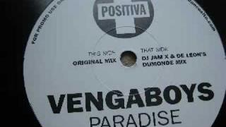 Vengaboys - Paradise (Original Mix)