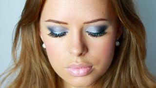 Victoria's Secret Model Heidi Klum Inspired Makeup Tutorial