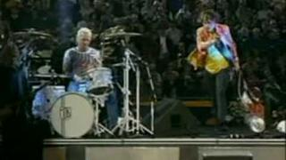 Video Clip Superbowl Halftime Show 2001   Aerosmith Nsync Britney Spears Mary J Blige  Nelly Perform