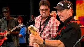 "Vince Gill , Keb Mo, Albert Lee, James Burton, & Earl Klugh ~ Mystery Train ~ ""Live"""