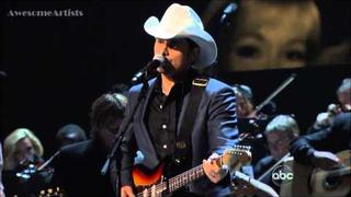 Vince Gill, Keith Urban & Brad Paisley - Glen Campbell Tribute - CMA's 2011