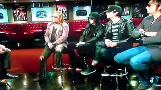 Vince Neil and Motley Crue Interview Piers Morgan ( Part One of Two )