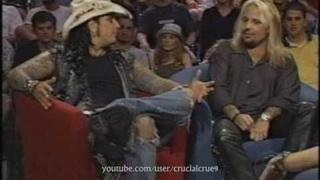 Vince Neil & Nikki Sixx on The List (1/2)