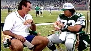 Vince Papale Interviews Mark Wahlberg