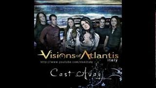 "Visions Of Atlantis - Cast Away (FULL LYRICS) from ""Cast Away"""