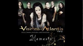 "Visions Of Atlantis - Memento (FULL LYRICS) from ""Delta"""