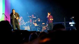 Vladimir 518 feat. Kateřina Winterová - Du Dolů ( LIVE ) 20. narozeniny časopisu REFLEX