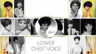 Vocal Range: Florence Ballard: The REAL Effie White [C3-D6   3.1 Octaves]