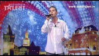 Vojtěch Michalíček | Česko Slovensko má talent 2011