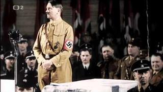 Vzestup Hitlera