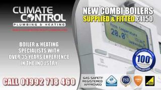 Waltham Cross Plumbers - Climate Control Plumbers & Heating