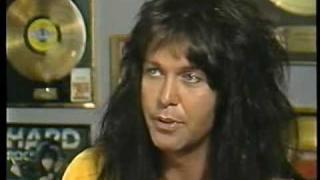 WASP - Blackie Lawless (Interview)