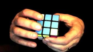 Watch Fred Solve the Rubik's Cube!