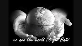 We Are the World 25 for Haiti (download link) (with lyrics)