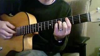 "Weezer's ""Buddy Holly,"" fingerstyle guitar arrangement"