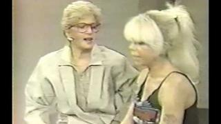 Wendy O Williams (The Plasmatics) - 1984 interview