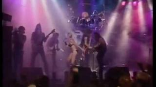 "Wendy O. Williams With Lemmy & Würzel - ""Jailbait"" - Camden Palace Theatre - 09/1985"
