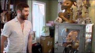 Wes Borland On Oddities Season 3 - 2012