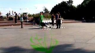Wessani - Normal day (breakdance video)