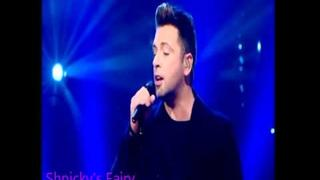 Westlife singing Flying Without Wings on Strictly Come Dancing Results - 6Nov2011