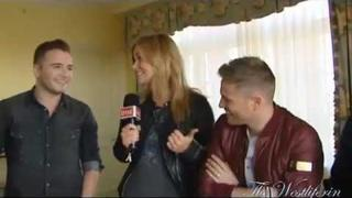 Westlife - What's next for Westlife / Xpose 8.Nov.2011
