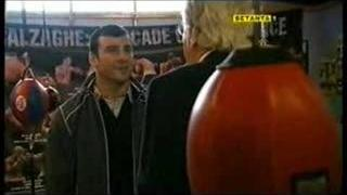 When Des Lynam Met Joe Calzaghe 1/3
