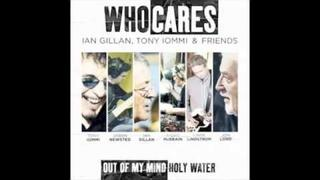 WhoCares: Ian Gillan, Tony Iommi & Friends - Holy Water OFFICIAL VIDEO