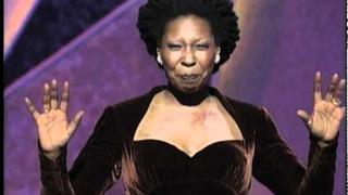 Whoopi Goldberg hosting the Oscars®