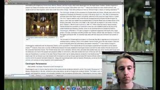 WikiWars - Evan vs. Michael