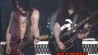 Wild Horses (Live)