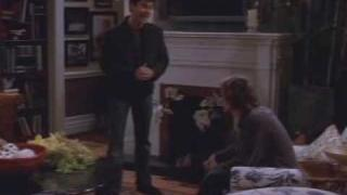 will and grace foot loose