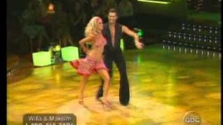 Willa Ford & Maksim Chmerkovskiy - Mambo
