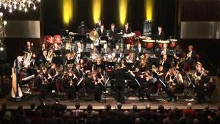 William Walton - Crown Imperial - A Coronation March (Bläserphil-OWL 2011)