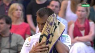 Wimbledon 2012 2nd Round Rosol vs. Nadal Full Match HD