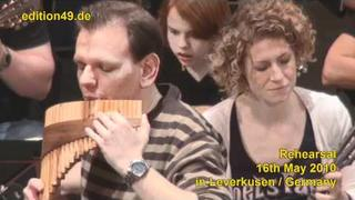 Winnetou-Melodie Martin Böttcher Mandolin Orchestra Pan Flute Soundtrack