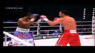 Wladimir Klitschko vs David Haye - Part 2 of 4