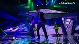 Woki mit deim Popo (živě na Eurovizi 2012)