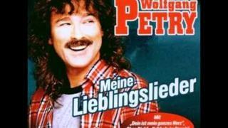 Wolfgang Petry - Verlieben, Verloren ...