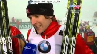 Worlds Team Sprint Gold Alex Harvey and Devon Kershaw 2011 0001