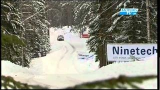 WRC 2012 | Rally Sweden_Day 1 Highlights