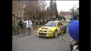 WRC-start -pure engine sound