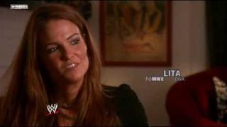WWE.com Exclusive- Lita explains who her favorite Edge was