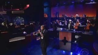 Xzibit - Thank You (Live On Letterman 10-05-06)